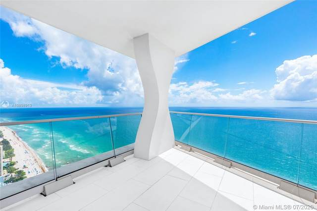 16901 Collins Ave #4905, Sunny Isles Beach, FL 33160 (MLS #A10898913) :: The Teri Arbogast Team at Keller Williams Partners SW