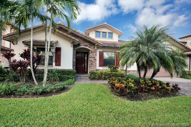 8670 Watercrest Cir W, Parkland, FL 33076 (MLS #A10898935) :: The Howland Group
