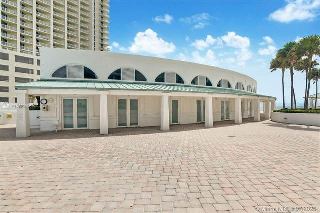 16485 Collins Ave Pc 4, Sunny Isles Beach, FL 33160 (MLS #A10899055) :: KBiscayne Realty