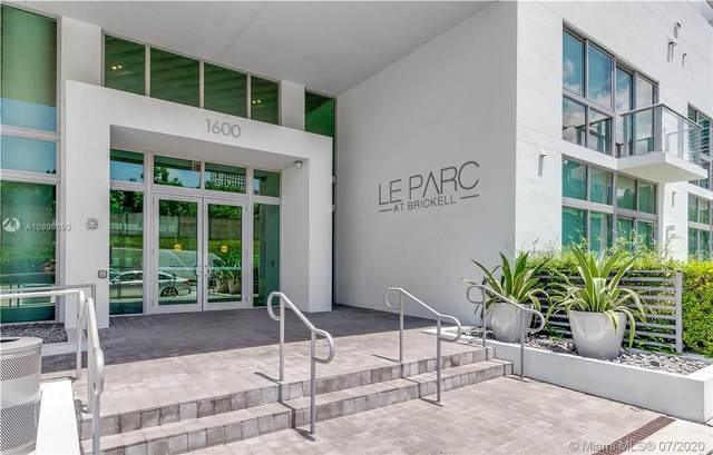 1600 SW 1st Ave #407, Miami, FL 33129 (MLS #A10899093) :: Prestige Realty Group