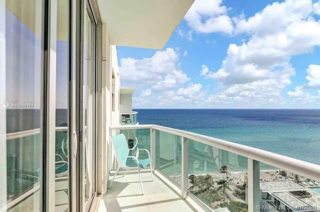 3901 S Ocean Dr Ph16j, Hollywood, FL 33019 (MLS #A10899164) :: Green Realty Properties