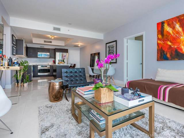 90 SW 3rd St #2015, Miami, FL 33130 (MLS #A10899205) :: The Jack Coden Group