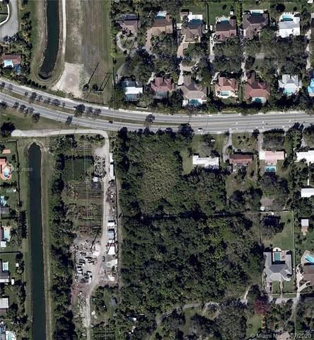 9890 Sw 112th Street, Miami, FL 33176 (MLS #A10899263) :: The Teri Arbogast Team at Keller Williams Partners SW