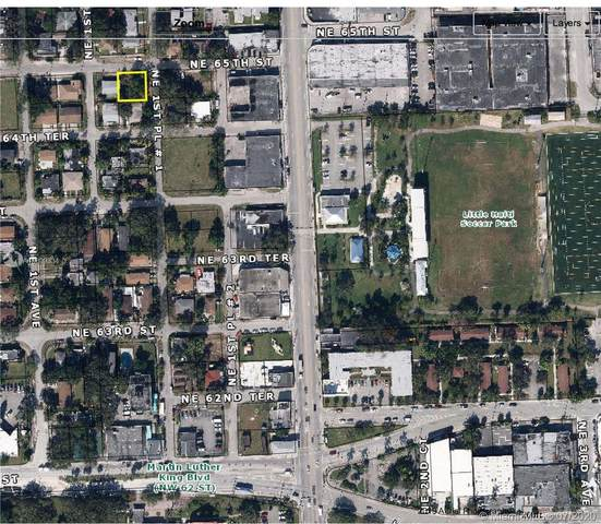 6442 NE 1st Pl, Miami, FL 33138 (MLS #A10899334) :: Albert Garcia Team