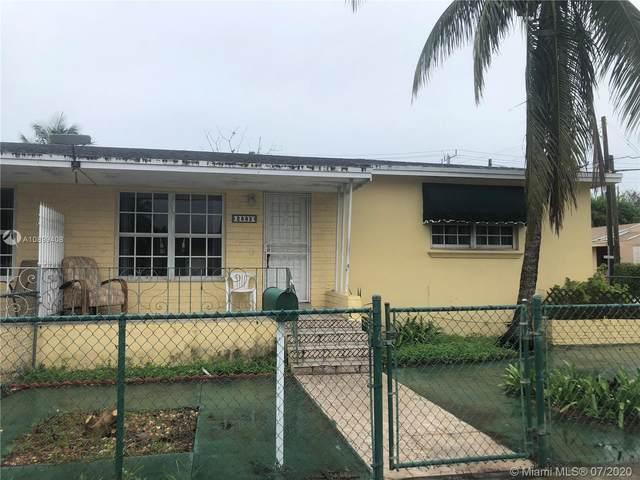 2880 SW 16th St, Miami, FL 33145 (MLS #A10899408) :: Berkshire Hathaway HomeServices EWM Realty