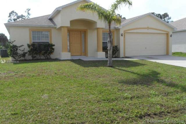 742 NE Americana Boulevard, Palm Bay, FL 32907 (MLS #A10899430) :: Berkshire Hathaway HomeServices EWM Realty