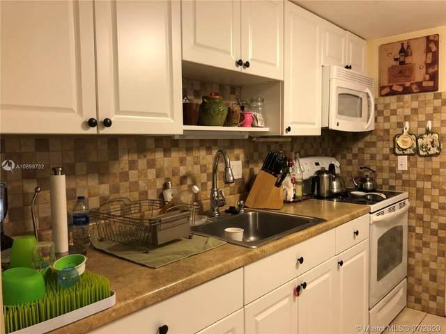551 NW 80th Ter #105, Margate, FL 33063 (MLS #A10899732) :: Berkshire Hathaway HomeServices EWM Realty