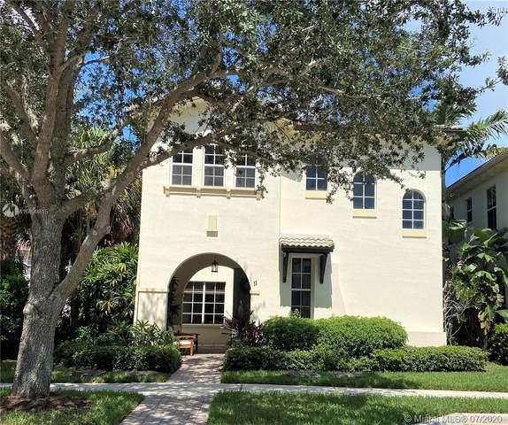 11 Stoney Dr, Palm Beach Gardens, FL 33410 (MLS #A10899815) :: Berkshire Hathaway HomeServices EWM Realty
