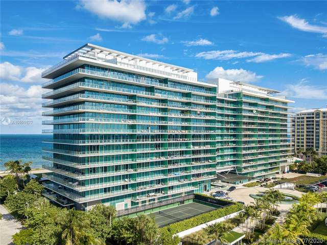 360 Ocean Dr 406S, Key Biscayne, FL 33149 (MLS #A10899822) :: Re/Max PowerPro Realty