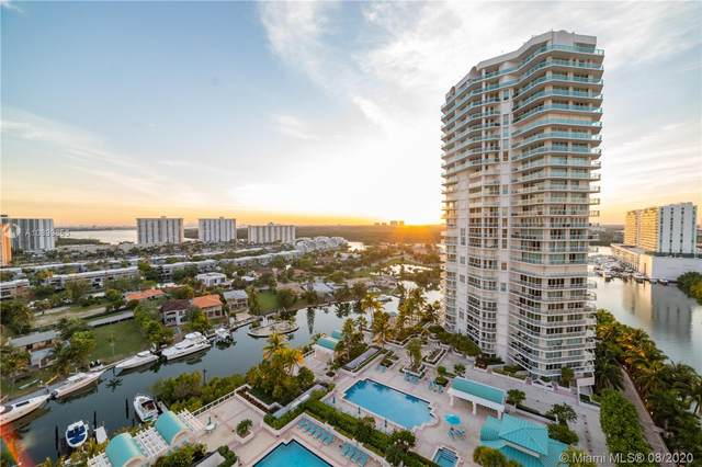 16400 N Collins Ave #1746, Sunny Isles Beach, FL 33160 (MLS #A10899853) :: Ray De Leon with One Sotheby's International Realty