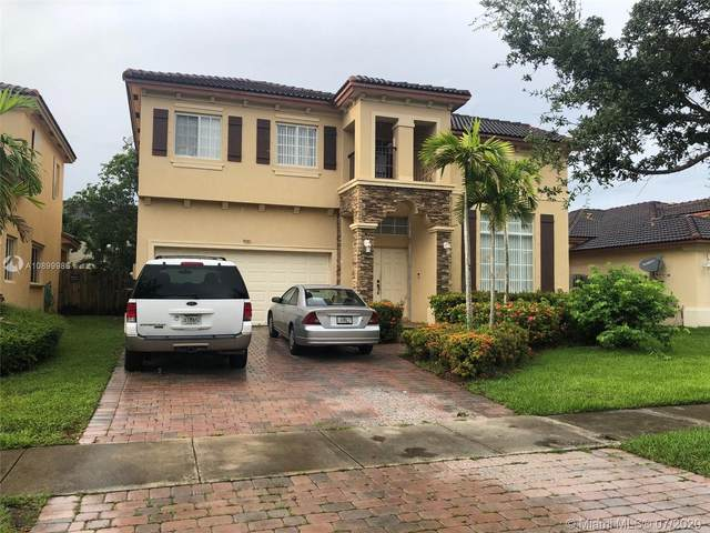 9381 SW 227th Ter, Cutler Bay, FL 33190 (MLS #A10899986) :: THE BANNON GROUP at RE/MAX CONSULTANTS REALTY I