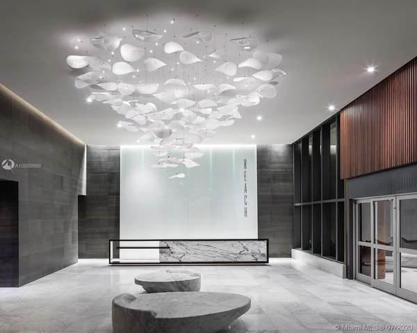 68 SE 6th St #2607, Miami, FL 33131 (MLS #A10899989) :: Berkshire Hathaway HomeServices EWM Realty