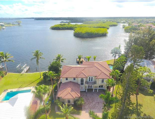 9400 SE Point Ter, Jupiter, FL 33469 (MLS #A10899999) :: The Riley Smith Group