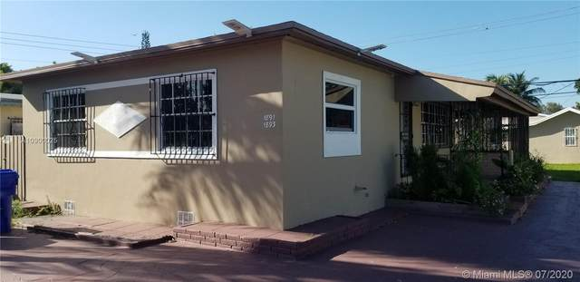 1891 NW 17th St, Miami, FL 33125 (MLS #A10900025) :: Berkshire Hathaway HomeServices EWM Realty