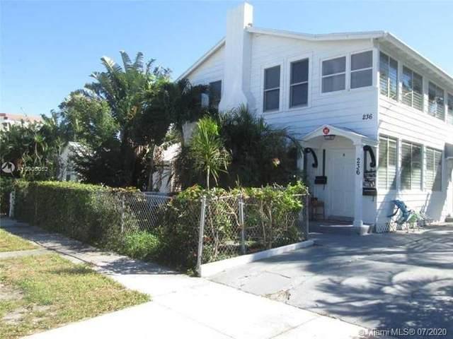 236 Lakeland Dr, West Palm Beach, FL 33405 (MLS #A10900052) :: Berkshire Hathaway HomeServices EWM Realty