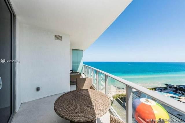4111 S Ocean Dr #1507, Hollywood, FL 33019 (MLS #A10900106) :: Berkshire Hathaway HomeServices EWM Realty