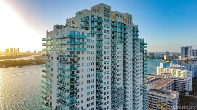 650 West Ave #910, Miami Beach, FL 33139 (MLS #A10900154) :: Carole Smith Real Estate Team