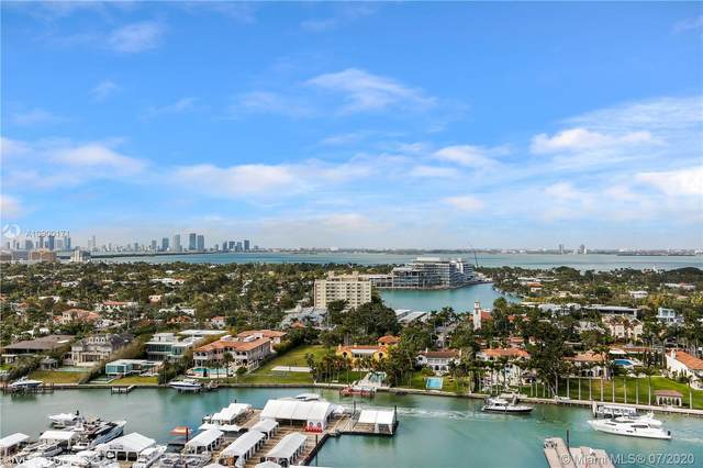 4775 Collins Ave #2006, Miami Beach, FL 33140 (MLS #A10900171) :: Castelli Real Estate Services