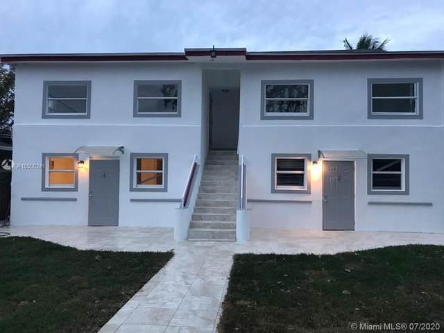 414 NW 53 Street, Miami, FL 33127 (MLS #A10900241) :: Berkshire Hathaway HomeServices EWM Realty