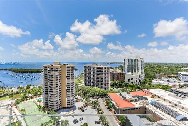 2831 S Bayshore Dr #1501, Miami, FL 33133 (MLS #A10900254) :: The Riley Smith Group