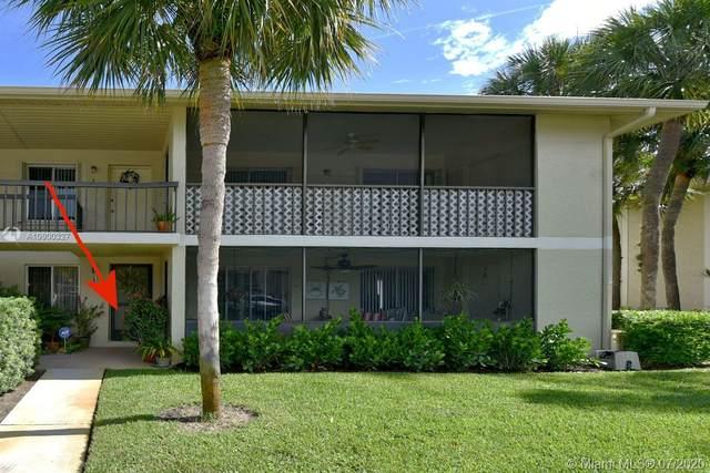 6536 Chasewood Drive 4B, Jupiter, FL 33458 (MLS #A10900327) :: Berkshire Hathaway HomeServices EWM Realty
