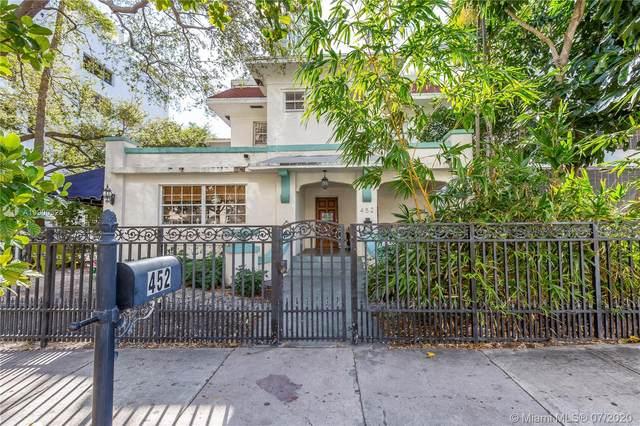 452 NE 30th St, Miami, FL 33137 (MLS #A10900328) :: Berkshire Hathaway HomeServices EWM Realty