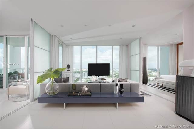 1040 Biscayne Blvd #2307, Miami, FL 33132 (MLS #A10900408) :: The Pearl Realty Group