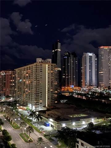 251 174th St #1515, Sunny Isles Beach, FL 33160 (MLS #A10900573) :: Berkshire Hathaway HomeServices EWM Realty