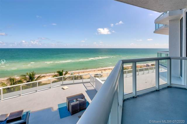 6515 Collins Ave #702, Miami Beach, FL 33141 (MLS #A10900600) :: Ray De Leon with One Sotheby's International Realty