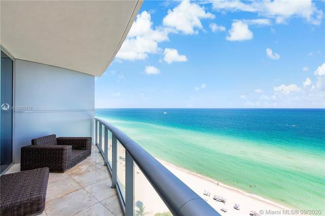 17001 Collins Ave #1705, Sunny Isles Beach, FL 33160 (MLS #A10900678) :: Berkshire Hathaway HomeServices EWM Realty
