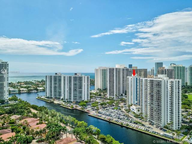 3731 N Country Club Dr #728, Aventura, FL 33180 (MLS #A10900811) :: The Howland Group