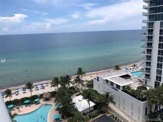 3901 S Ocean Dr 14K, Hollywood, FL 33019 (MLS #A10900815) :: Green Realty Properties