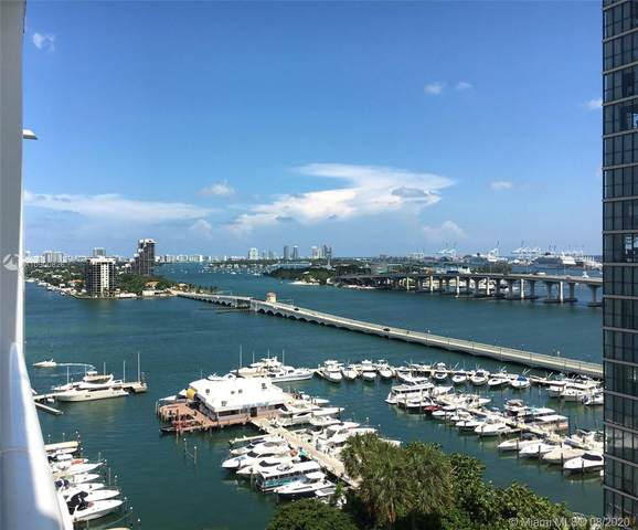 1717 N Bayshore Dr A-1845, Miami, FL 33132 (MLS #A10900826) :: The Paiz Group