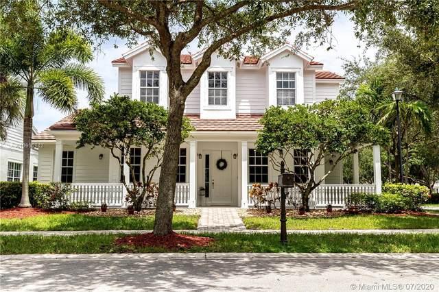 4720 W Lakeside Cir W, Davie, FL 33314 (MLS #A10900942) :: Green Realty Properties