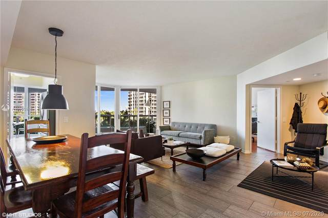 21055 Yacht Club Dr #606, Aventura, FL 33180 (MLS #A10900945) :: Ray De Leon with One Sotheby's International Realty