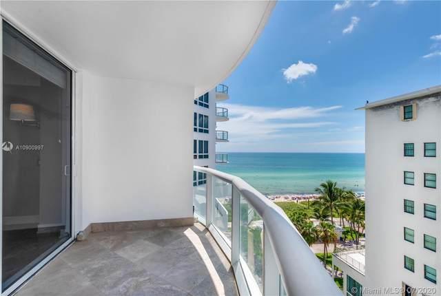 6365 Collins Ave #906, Miami Beach, FL 33141 (MLS #A10900997) :: Prestige Realty Group