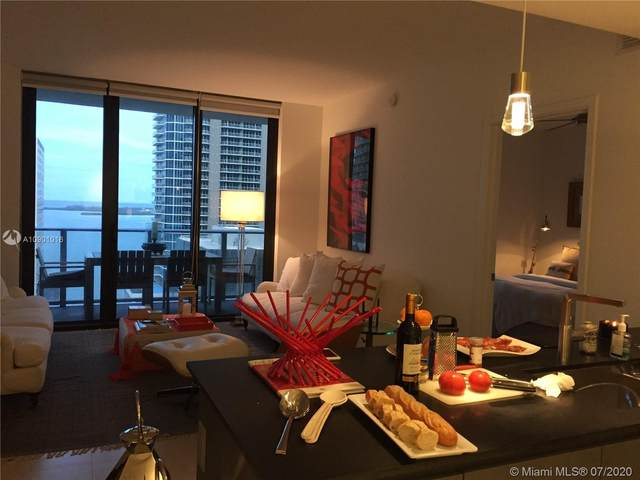 1010 Brickell #2803, Miami, FL 33131 (MLS #A10901016) :: ONE Sotheby's International Realty