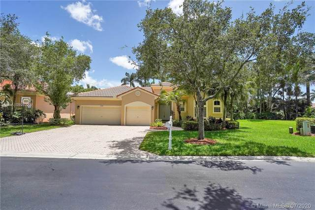 12350 NW 8th Pl, Coral Springs, FL 33071 (MLS #A10901020) :: Laurie Finkelstein Reader Team