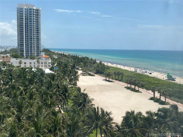 7135 Collins Ave #901, Miami Beach, FL 33141 (MLS #A10901057) :: Ray De Leon with One Sotheby's International Realty