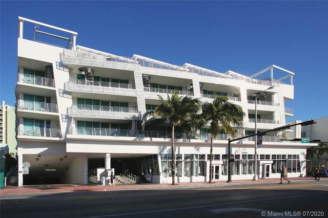 1437 Collins Ave #216, Miami Beach, FL 33139 (MLS #A10901119) :: The Riley Smith Group