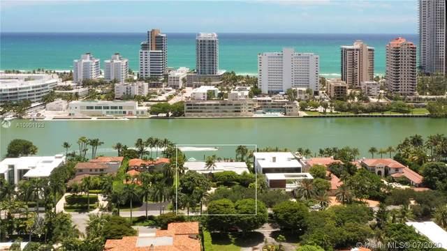 6505 Allison Rd, Miami Beach, FL 33141 (MLS #A10901123) :: ONE | Sotheby's International Realty
