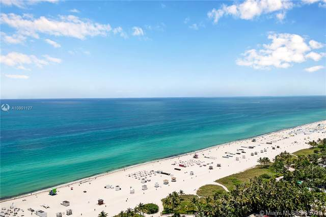 101 20th St #3104, Miami Beach, FL 33139 (MLS #A10901127) :: Green Realty Properties