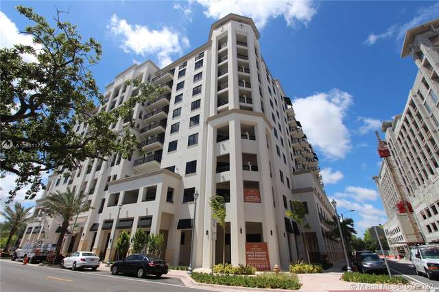 301 Altara Ave #520, Coral Gables, FL 33146 (MLS #A10901175) :: The Riley Smith Group