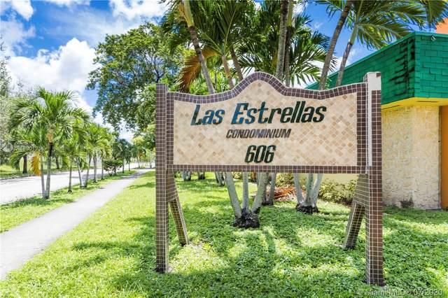 606 W 81st St #420, Hialeah, FL 33014 (MLS #A10901211) :: Grove Properties