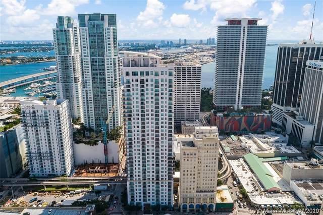 133 NE 2nd Ave #619, Miami, FL 33132 (MLS #A10901375) :: Carole Smith Real Estate Team