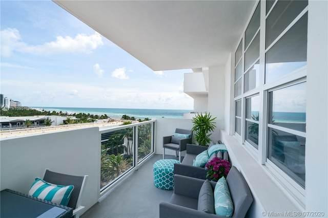 100 E Lincoln Road #739, Miami Beach, FL 33139 (MLS #A10901378) :: Berkshire Hathaway HomeServices EWM Realty
