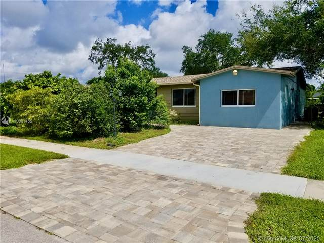 9645 SW 78th St, Miami, FL 33173 (MLS #A10901455) :: The Riley Smith Group
