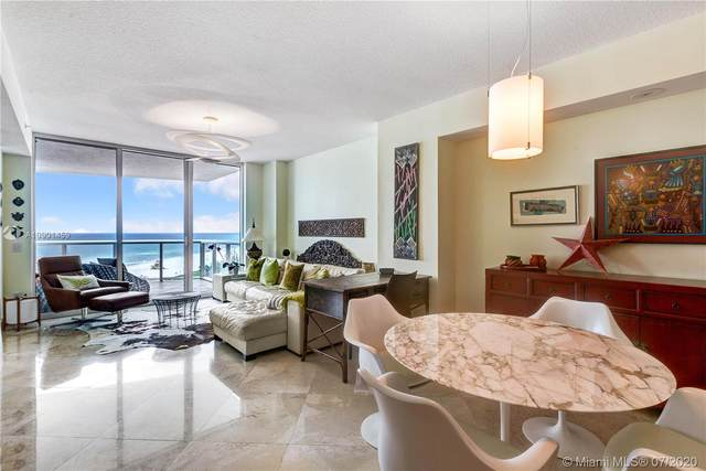 3801 Collins Ave #905, Miami Beach, FL 33140 (MLS #A10901459) :: Berkshire Hathaway HomeServices EWM Realty