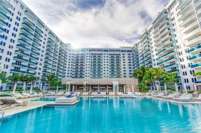 2301 Collins Ave #322, Miami Beach, FL 33139 (MLS #A10901492) :: Berkshire Hathaway HomeServices EWM Realty