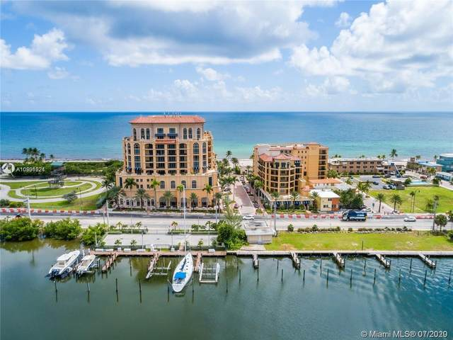 3415 N Ocean Dr #305, Hollywood, FL 33019 (MLS #A10901524) :: ONE Sotheby's International Realty